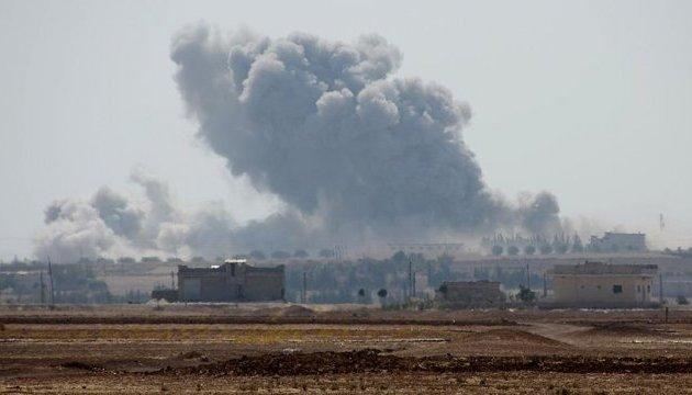 Щит Евфрата: Турция уничтожила почти 200 объектов ИГИЛ