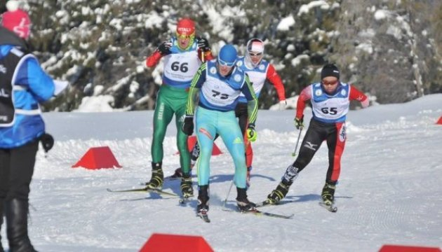 Ukraine's Paralympics team tops medal standings at Para Nordic Skiing World Cup