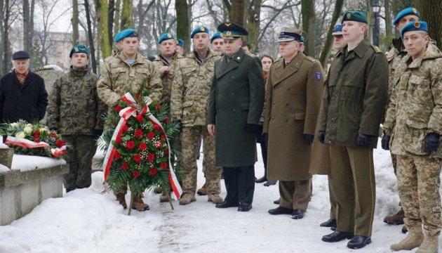 Як військові ЛитПолУкрбригу відзначили День соборності України