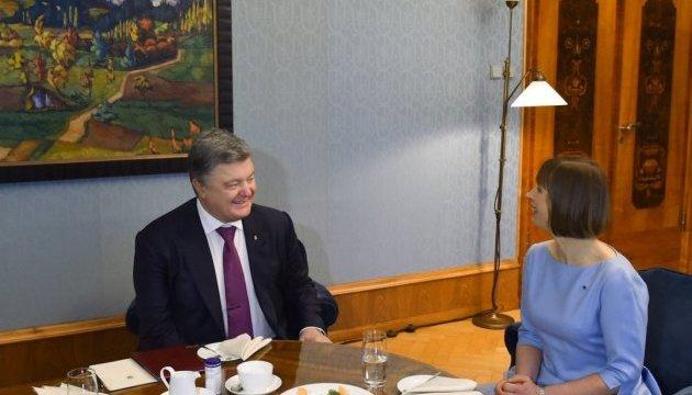 В Украину едет с визитом президент Эстонии