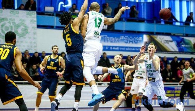 Українські баскетболісти вийшли до 1/4 чемпіонату Європи 3х3