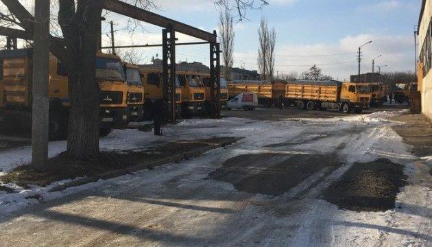 В Україні знайшли ще 50 МАЗів, вкрадених у білоруського заводу
