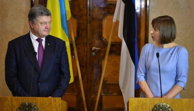 Порошенко: Мы готовы на решительные шаги для освобождения Сущенко, Сенцова и других