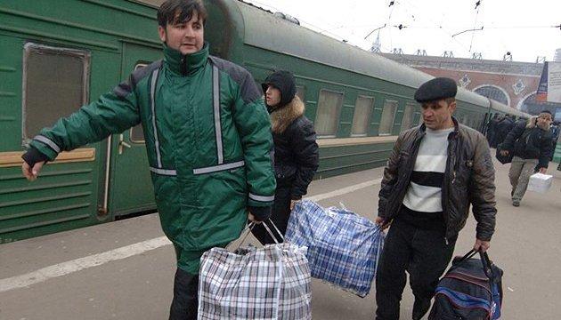 Plus de 1,5 million de personnes déplacées recensées en Ukraine