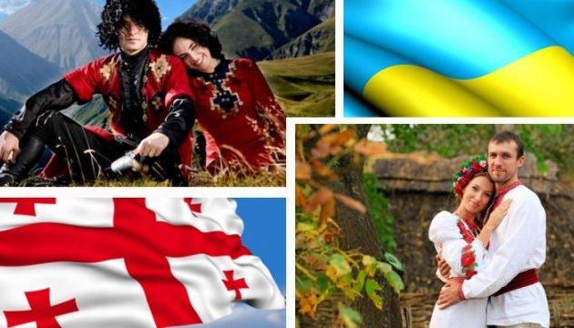 Украина вошла в пятерку стран-посетителей Грузии