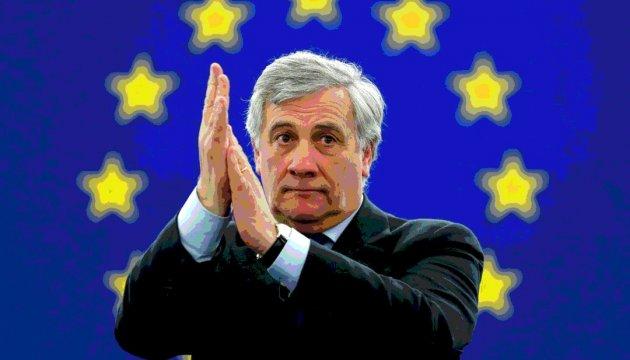 Нового главу ЄП сприйняли в Києві з обережним оптимізмом