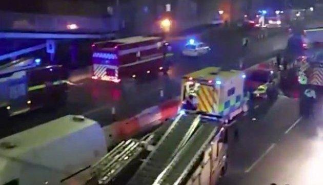 В Лондоне прогремел мощный взрыв, есть пострадавшие