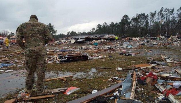 Шторм на Восточном побережье США унес жизни 20 человек