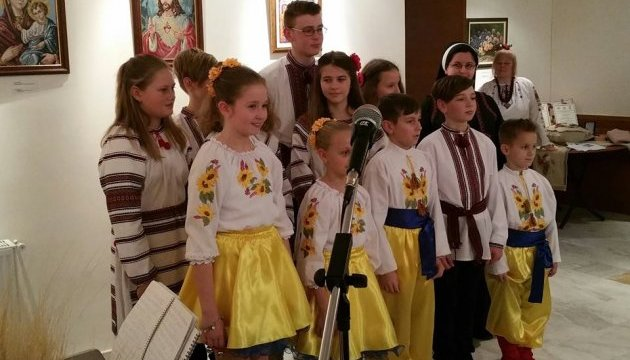 В Афінах відбувся концерт до Дня Соборності України