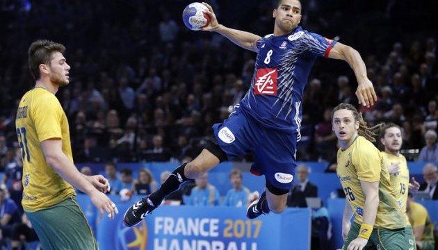 У Франції визначилися півфіналісти ЧС-2017 з гандболу