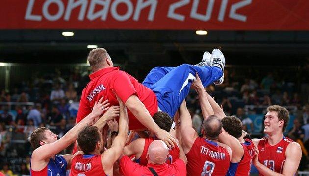 Через допінг Росію можуть позбавити «золота» Лондона-2012 з волейболу