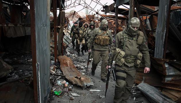 67 Feuerangriffe der Terroristen im Donbass