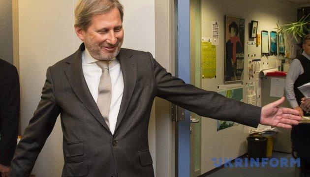 Хан упевнений, що рішення про безвіз для України буде за два-три місяці