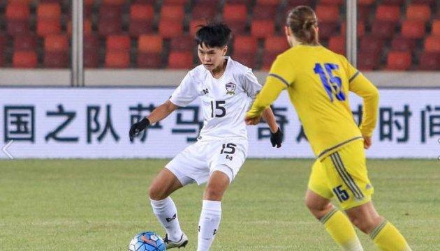 Украинки заняли 3-е место на футбольном турнире в Китае