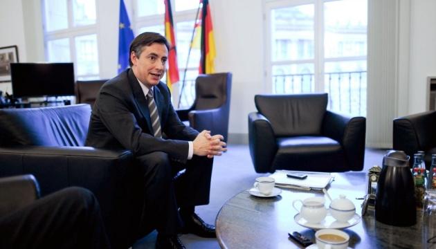 Україна залишиться головним пріоритетом Європарламенту — Макалістер
