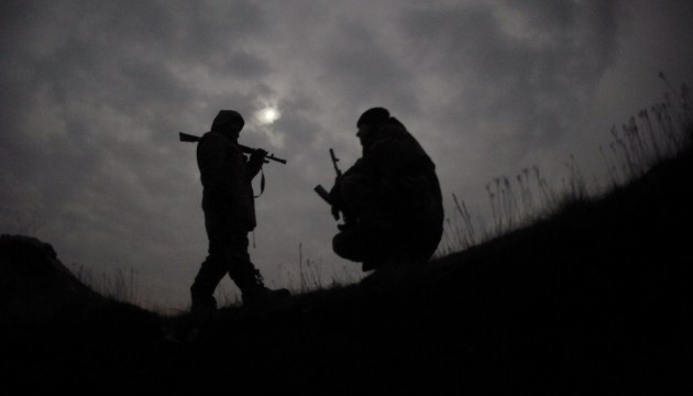 Three Ukrainian soldiers killed, 18 wounded in ATO zone over last day