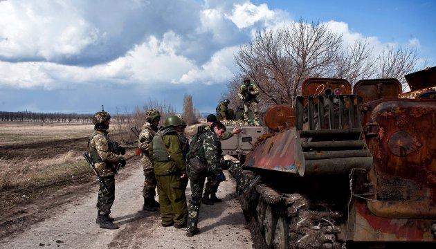 Сили АТО зазнали найважчих втрат у Красногорівці - штаб