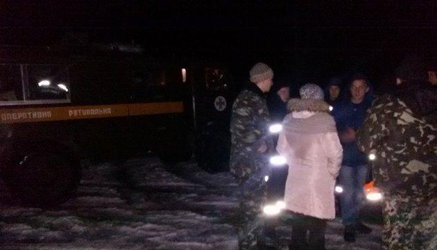 На Миколаївщині знайшли хлопчика, який заблукав у лісі