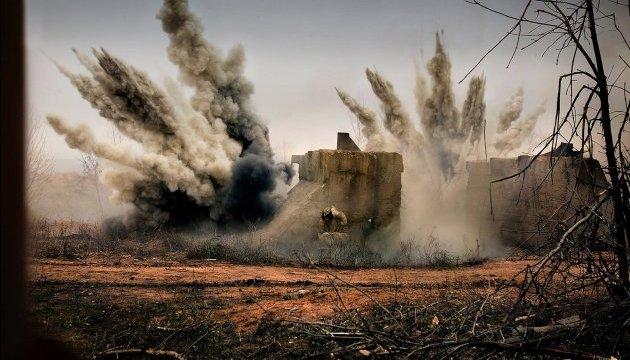 АТО: боевики из Донецка накрыли минометным огнем Невельское