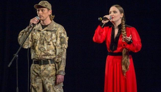 Спектакль бойца АТО номинировали на Шевченковскую премию