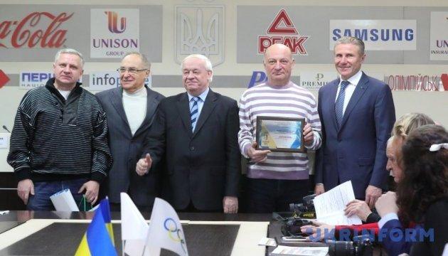 В Олимпийском доме чествовали лучших спортивных журналистов Украины