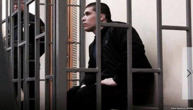 Суд анексованого Криму відхилив апеляцію «кримського диверсанта» Сулейманова