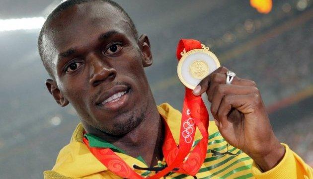 Фото дня. У Болта відібрали золоту медаль Пекіна-2008