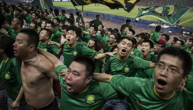 Як Китай змінює футбол