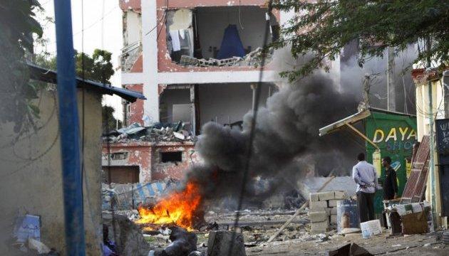 Кількість жертв теракту в Могадішо зросла до 28