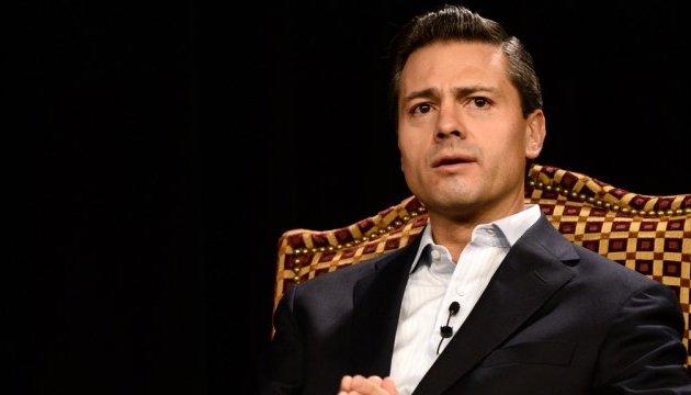 Президент Мексики скасував візит до США