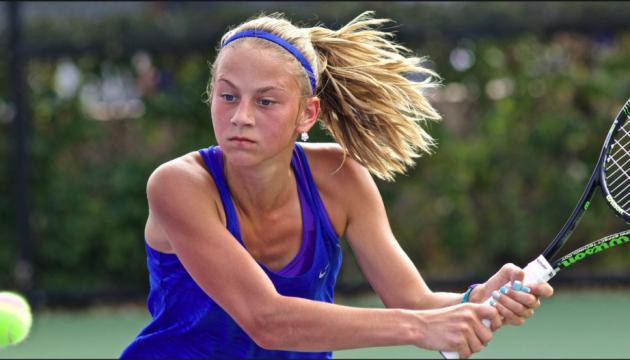Українка вийшла до півфіналу юніорського Australian Open
