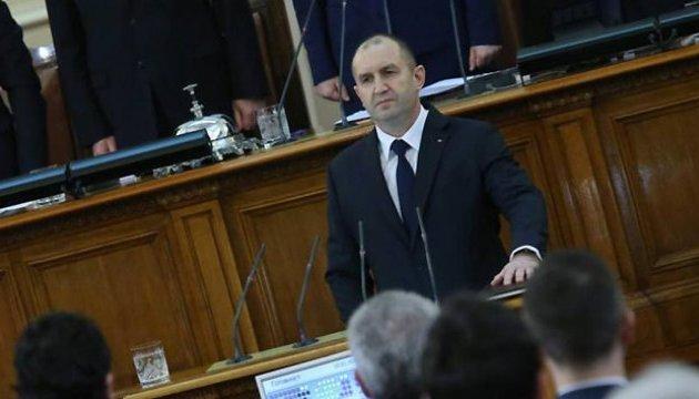 Президент Болгарии выступил за немедленное прекращение огня в Авдеевке