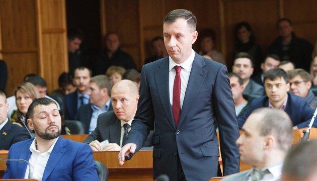 Підозрюваний у хабарництві заступник мера Ужгорода пояснив, чому не виходив на зв'язок