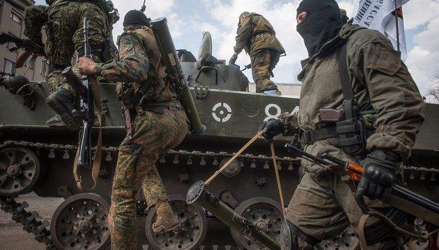 АТО: бойовики 40 хвилин гатили із бронетехніки по Верхньоторецькому