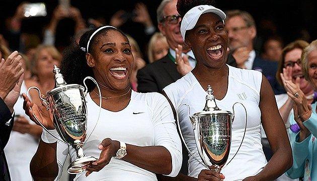 Сестри Вільямс удев'яте зустрінуться у фіналі серії Grand Slam