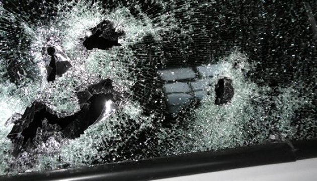 У Дніпрі вбили бізнесмена і розстріляли авто охорони