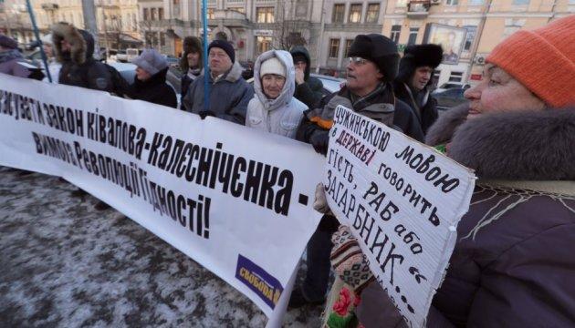 Под КСУ «мягко намекают судьям», чтобы отменили «закон Кивалова-Колесниченко»