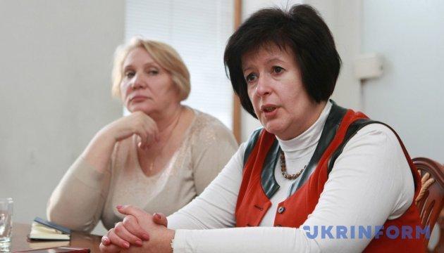 Уповноважений ВР з прав людини зустрілася з дружиною Сущенка