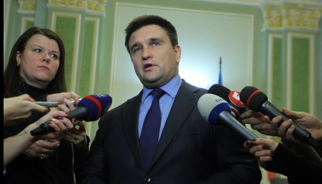 Representatives of international organizations need continuous access to Crimea to monitor human rights situation – Klimkin