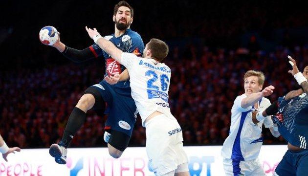 Франция вышла в финал домашнего ЧМ-2017 по гандболу