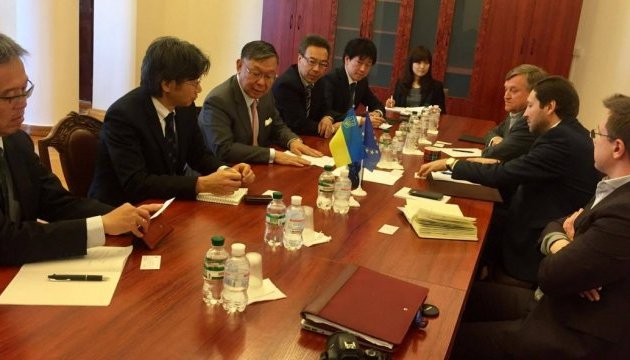 Японія допоможе Україні налагодити інформування в надзвичайних ситуаціях