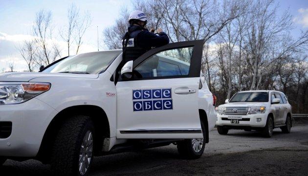 Мандат СММ ОБСЄ в Україні продовжили на рік