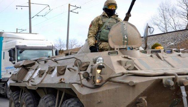 Навчання морських піхотинців: десант перекинули до Одещини