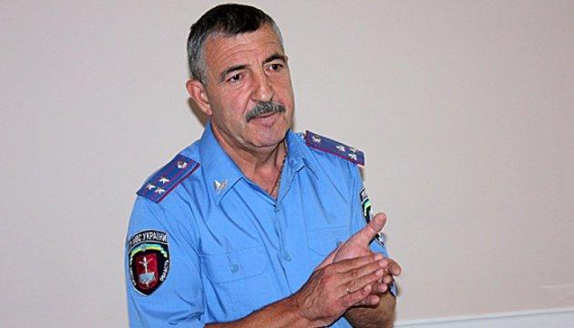 Генпрокуратура арештувала пенсію екс-глави одеського МВС