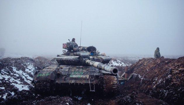 ОБСЕ зафиксировала у боевиков неотведенное оружие и новые укрепления