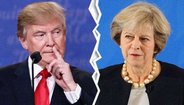 Британія не скасує візит Трампа попри мільйонну петицію та протести - ЗМІ