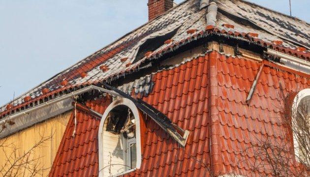 Дом экс-начальника милиции Закарпатья обстреляли из ручного гранатомета