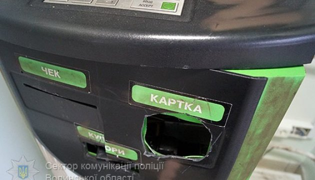 Спроба пограбування банку в Луцьку: поліція застосувала зброю