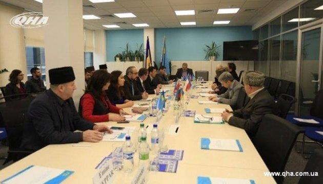 У Києві зібрався виконком Всесвітнього конгресу кримських татар