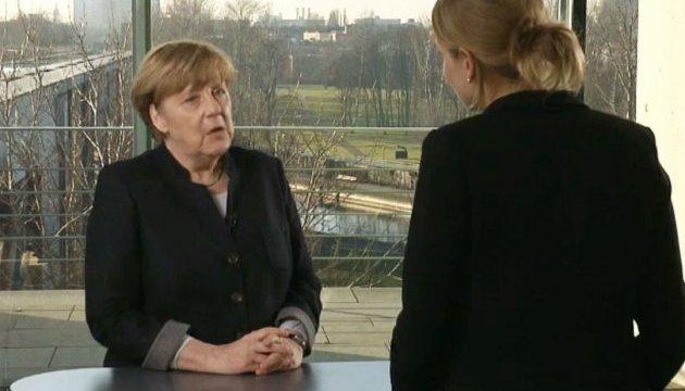 У Меркель не залишилося оптимізму щодо біженців